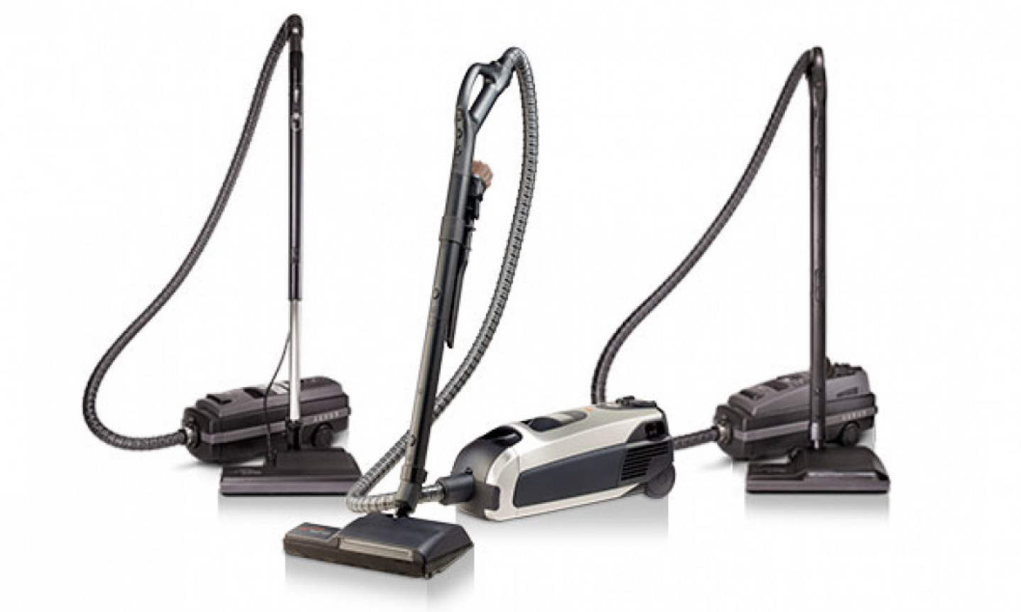 Lux Line of Canister Vacuums